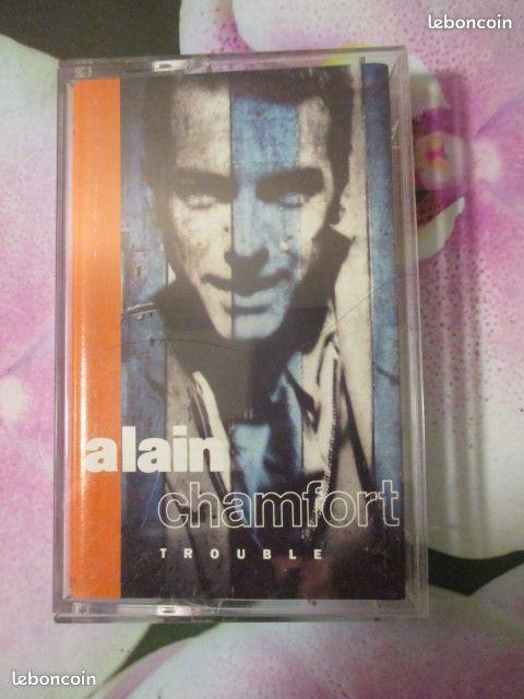 Cassette audio Alain Chamfort 2 Hérouville-Saint-Clair (14)