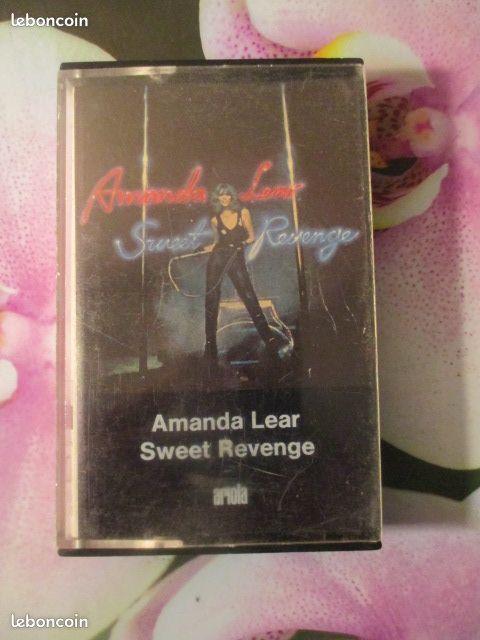 Cassette audio Amanda Lear  5 Hérouville-Saint-Clair (14)