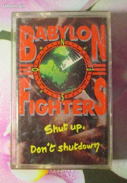 Cassette audio Babylon Fighters 5 Hérouville-Saint-Clair (14)