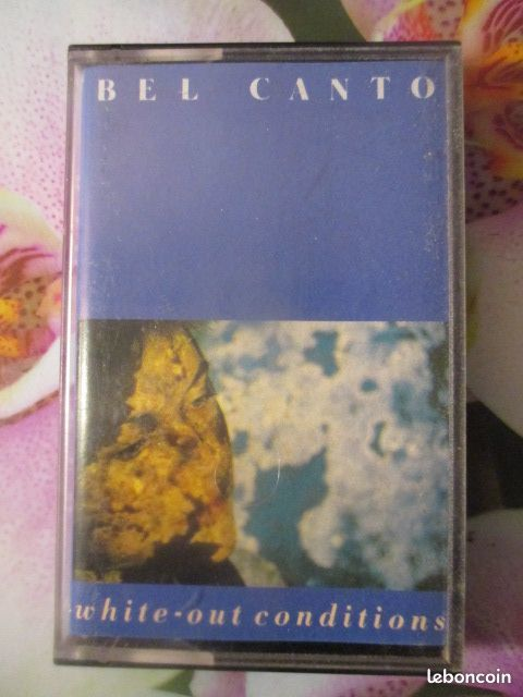 Cassette audio Bel Canto 4 Hérouville-Saint-Clair (14)