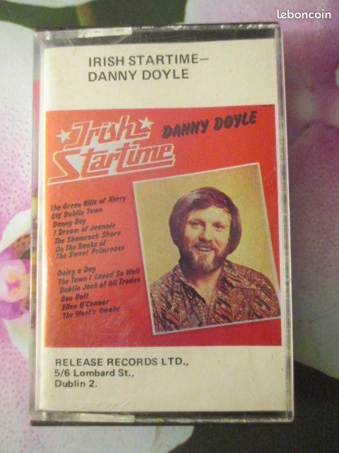 Cassette audio Danny Doyle 4 Hérouville-Saint-Clair (14)