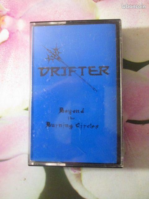 Cassette audio Drifter 19 Hérouville-Saint-Clair (14)