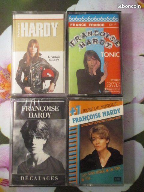 Cassette audio Françoise Hardy 0 Hérouville-Saint-Clair (14)