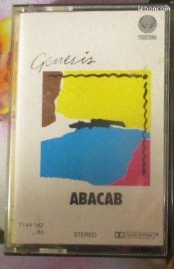 Cassette audio Genesis 2 Hérouville-Saint-Clair (14)