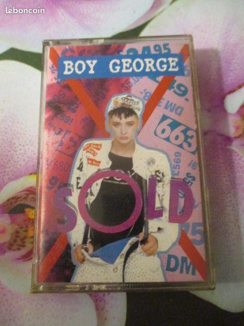 Cassette audio Boy George 7 Hérouville-Saint-Clair (14)