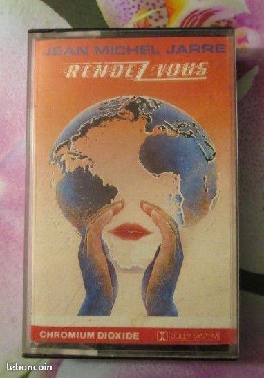 Cassette audio Jean Michel Jarre  2 Hérouville-Saint-Clair (14)