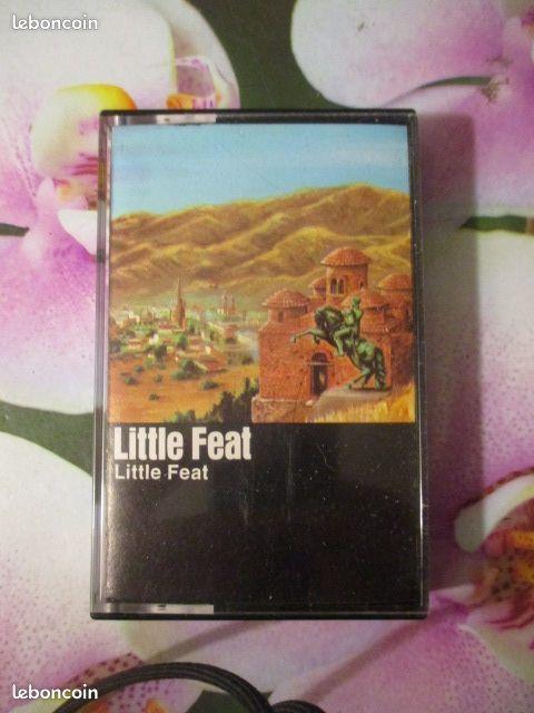 Cassette audio Little Feat  7 Hérouville-Saint-Clair (14)