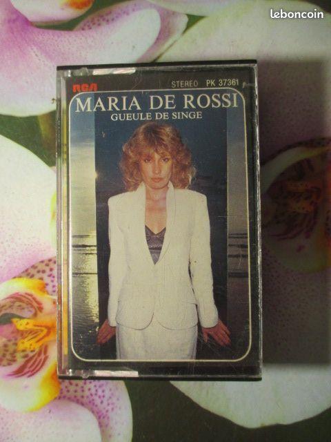 Cassette audio Maria de Rossi 4 Hérouville-Saint-Clair (14)
