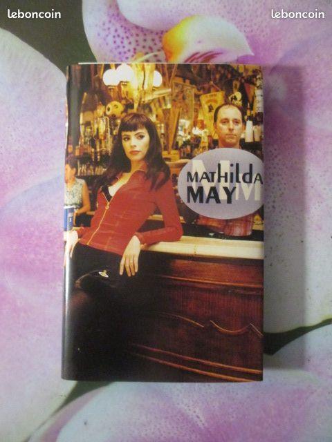 Cassette audio Mathilda May 2 Hérouville-Saint-Clair (14)