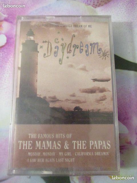 Cassette audio neuve The Mamas&The Papas 7 Hérouville-Saint-Clair (14)