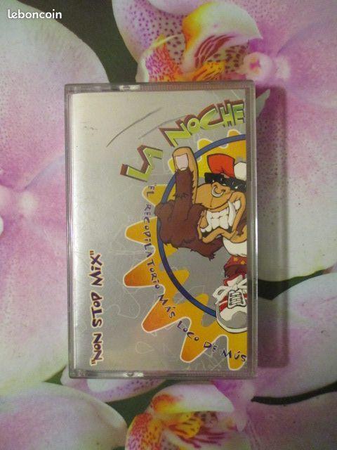 Cassette audio La noche mas loca mix 3 Hérouville-Saint-Clair (14)