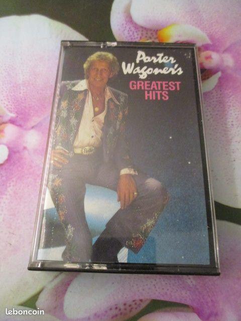 Cassette audio Porter Wagoner - Country music 5 Hérouville-Saint-Clair (14)