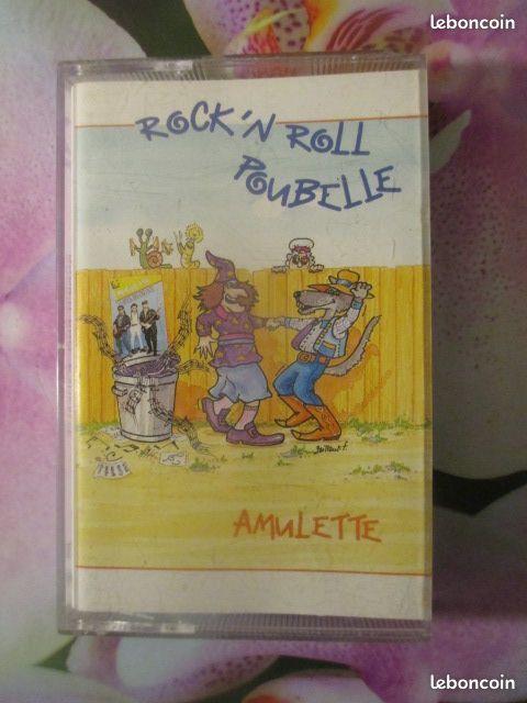 Cassette audio Rock 'n Roll Poubelle 5 Hérouville-Saint-Clair (14)