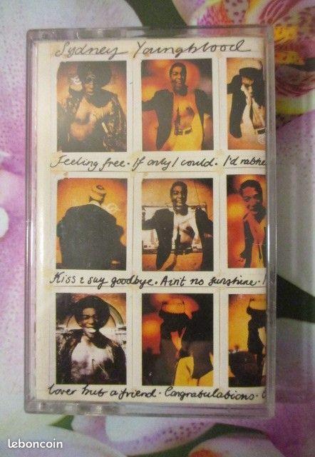 Cassette audio Sydney Youngblood  2 Hérouville-Saint-Clair (14)