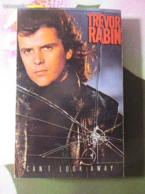Cassette audio Trevor Rabin  4 Hérouville-Saint-Clair (14)