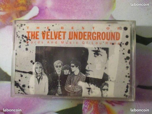Cassette audio The Velvet Underground  9 Hérouville-Saint-Clair (14)