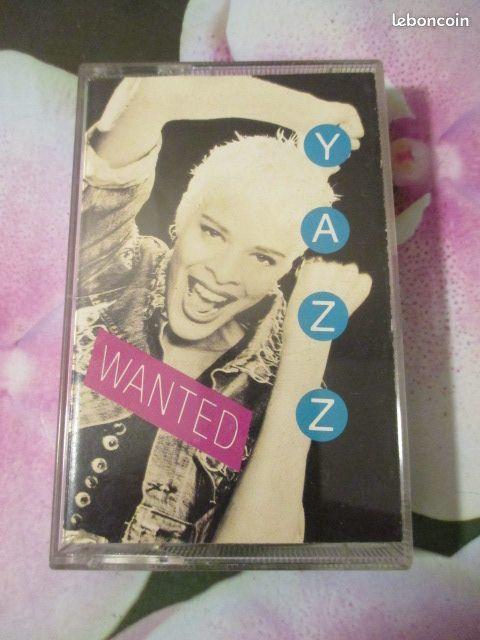 Cassette audio Yazz 2 Hérouville-Saint-Clair (14)
