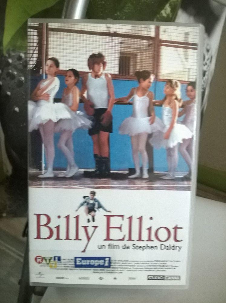 Cassette vhs BILLY ELLIOT Excellent état Version Française 2 Talange (57)