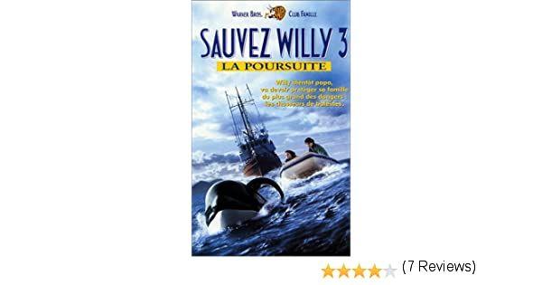 Cassette VHS   Il faut sauver Willy 3  9 Ploemeur (56)