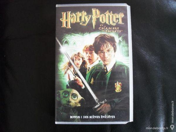 Cassette VHS Harry Potter  la chambre des secrets  1 Pantin (93)