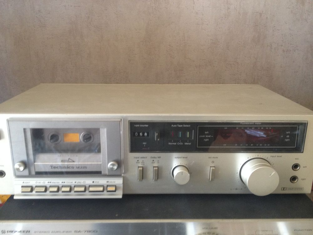 cassette technics rs m225 35 Saint-Céré (46)