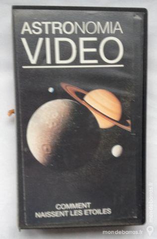 cassette vidéo Astronomia 1 Illkirch-Graffenstaden (67)