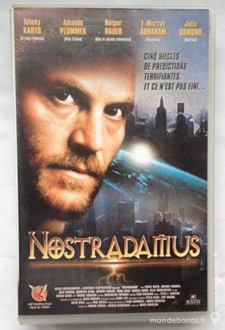 cassette vidéo Nostradamus 1 Illkirch-Graffenstaden (67)