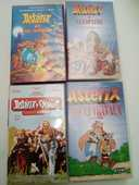 5 cassettes VHS d'ASTERIX 5 Templemars (59)