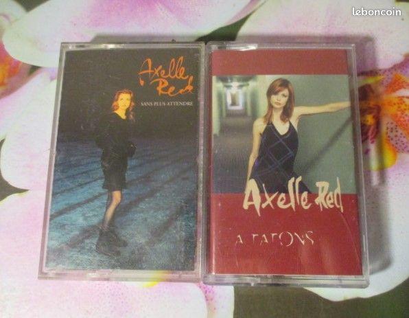 Cassettes audio Axelle Red  0 Hérouville-Saint-Clair (14)