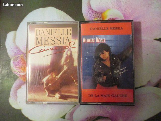 Cassettes audio Danielle Messia 0 Hérouville-Saint-Clair (14)