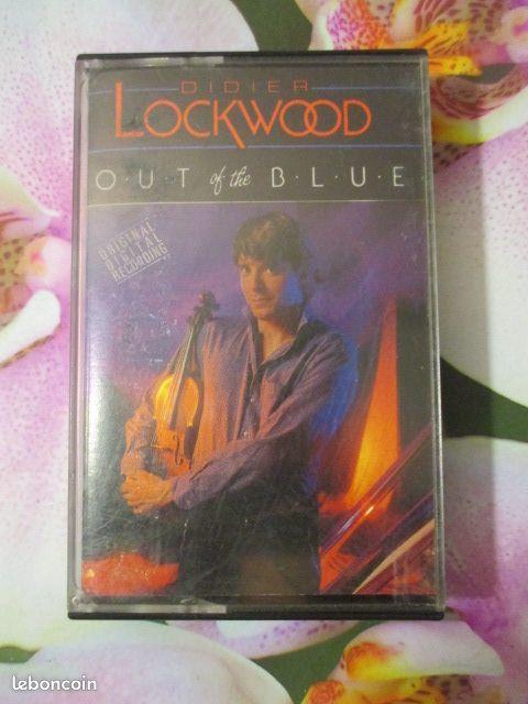 Cassettes audio Didier Lockwood 0 Hérouville-Saint-Clair (14)