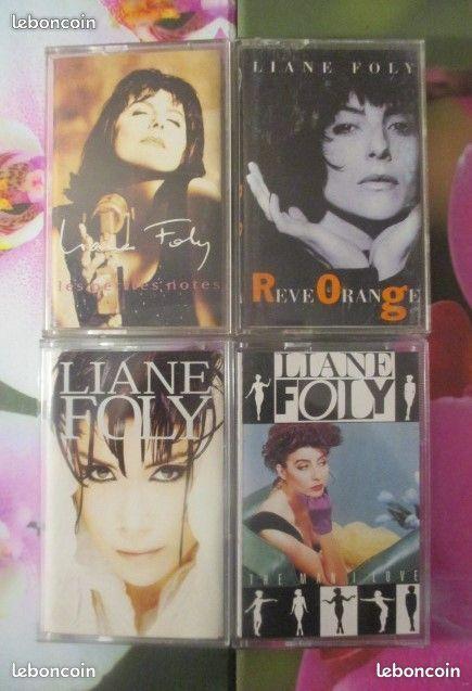 Cassettes audio Liane Foly  0 Hérouville-Saint-Clair (14)