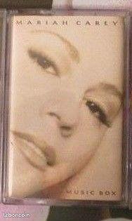 Cassettes audio Mariah Carey  2 Hérouville-Saint-Clair (14)