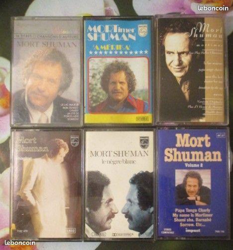 Cassettes audio Mort Shuman 0 Hérouville-Saint-Clair (14)