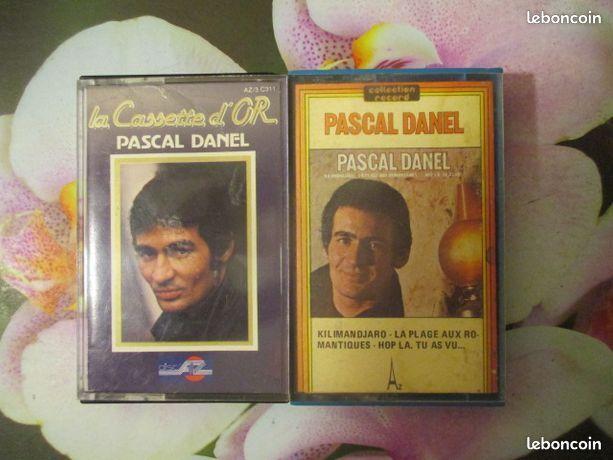 Cassettes audio Pascal Danel  0 Hérouville-Saint-Clair (14)