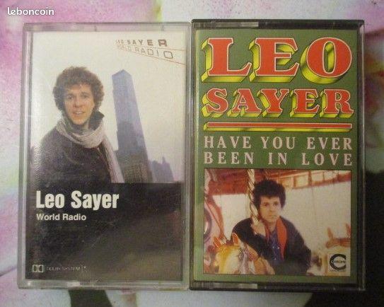 Cassettes audio Leo Sayer  0 Hérouville-Saint-Clair (14)