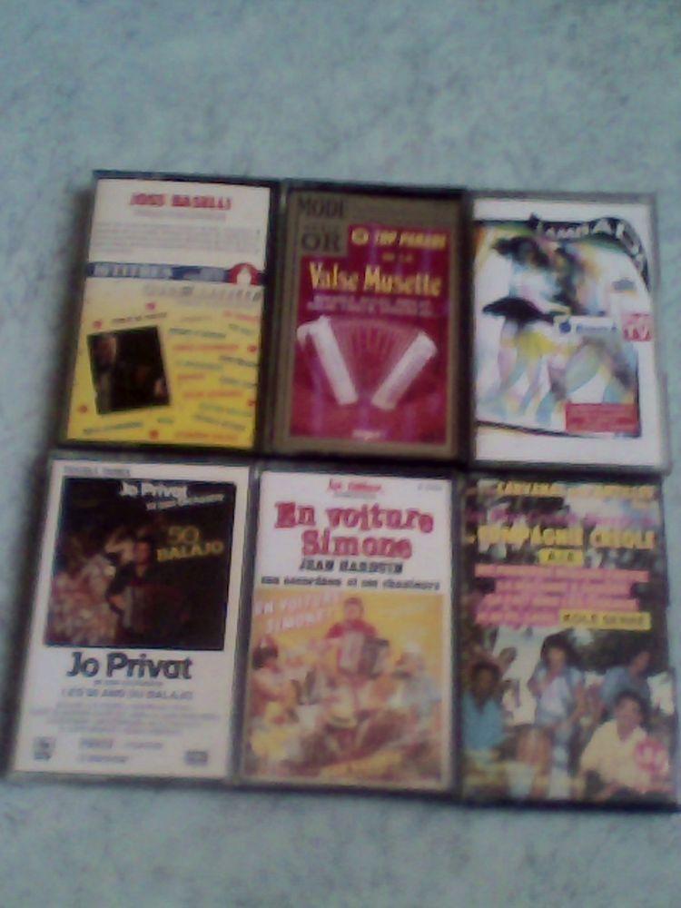 Cassettes audio 2 Paris 14 (75)