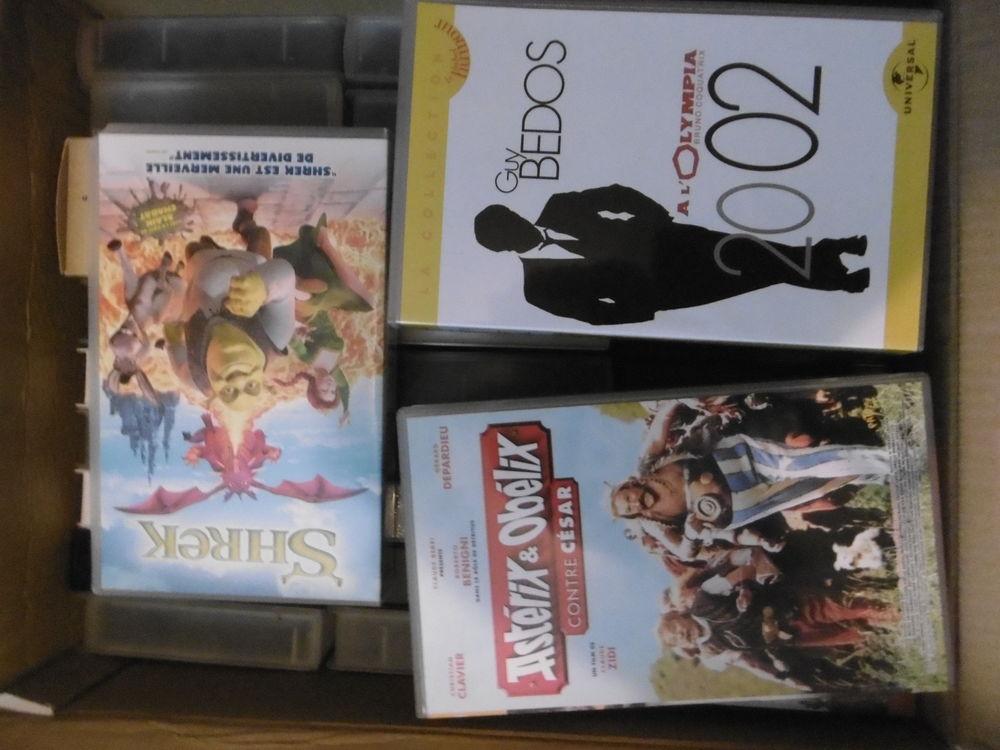 Cassettes VHS (33 cassettes) 0 La Bégude-de-Mazenc (26)