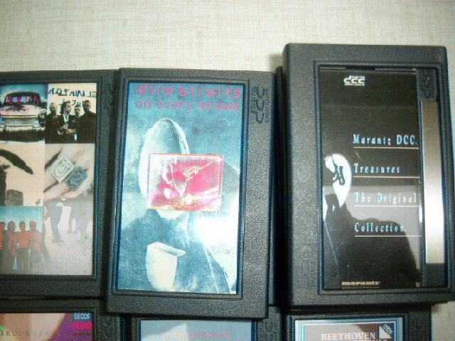 Cassettes DCC collector  henri59 16 La Chapelle-d'Armentières (59)