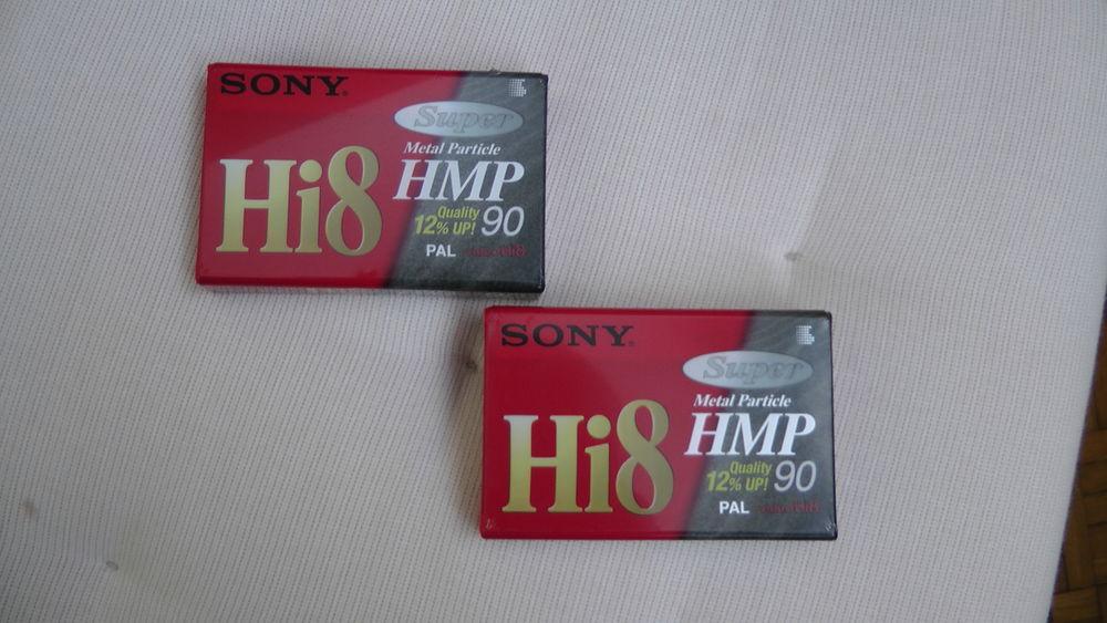 CASSETTES VHS SONY NEUVE  20 Noisy-le-Grand (93)