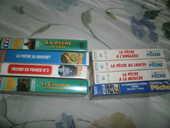 lot de cassettes vidéo sur la peche 8 Saint-Lô (50)