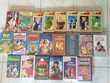 lot de 22 cassettes VHS