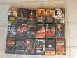 lot de 18 cassettes VHS