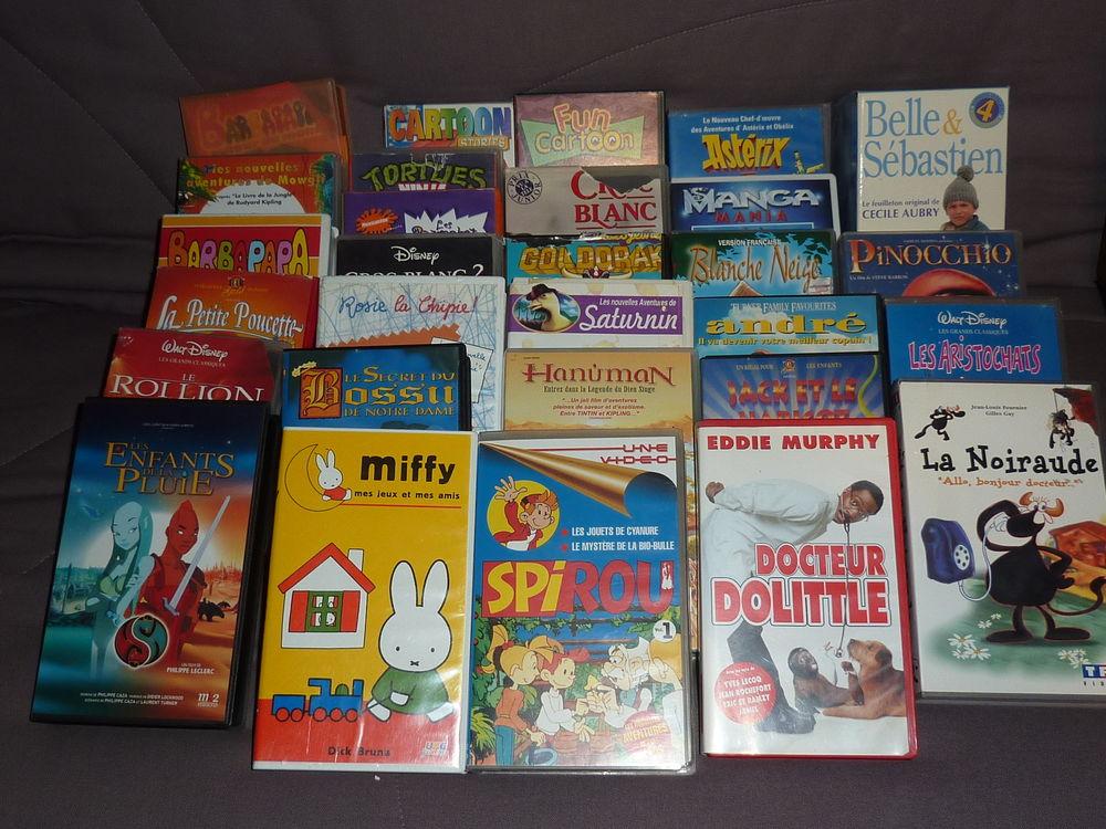 Cassettes 45 Rieux (76)