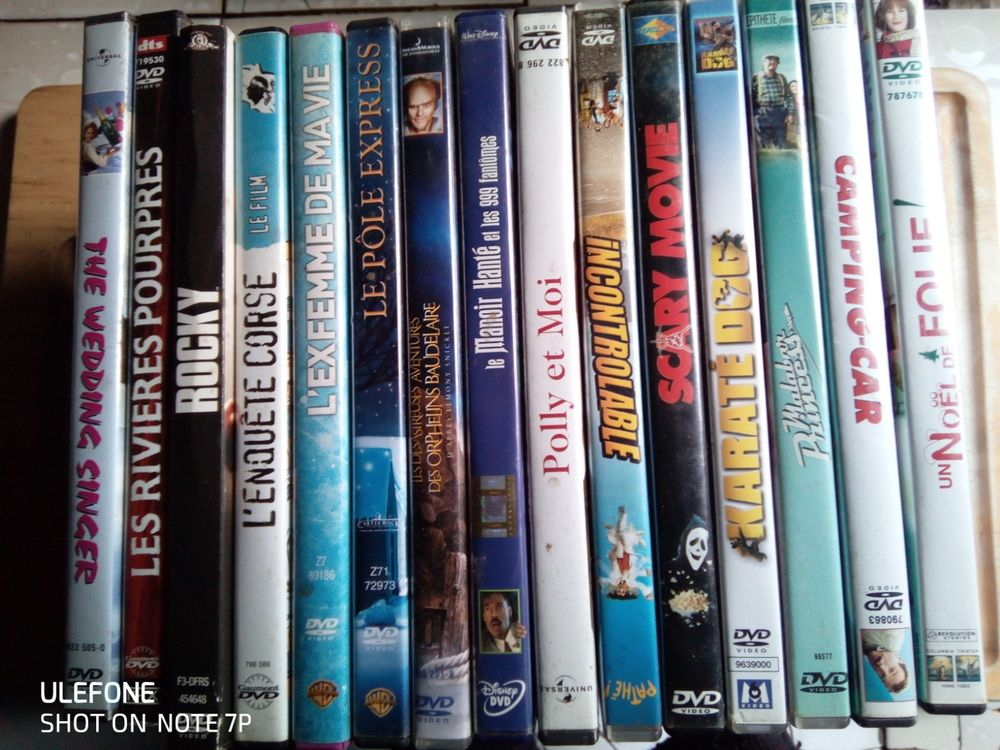 DVD & cassettes VHS 2 Quistinic (56)
