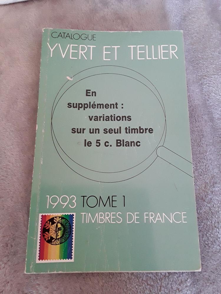 Catalogue ancien de timbres 3 Thorigné-Fouillard (35)