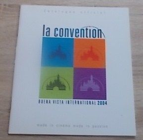 Catalogue : Convention BUENA VISTA INTERNATIONAL - 2004 5 Salignac (33)