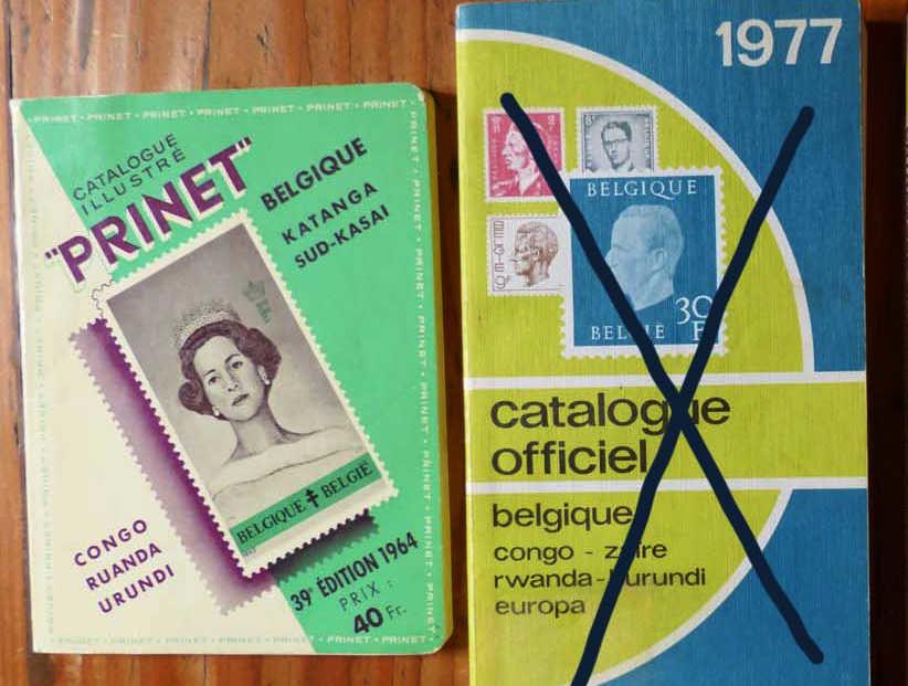 Catalogue de cotation timbres 1964 Livres et BD