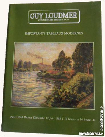 catalogue drouot 45 Saint-Denis-d'Orques (72)