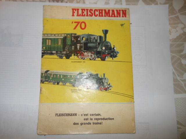 catalogue FLEISHMANN 70 pa73 3 Grézieu-la-Varenne (69)